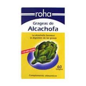 ROHA ALCACHOFA  60grageas