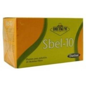 DIETKUM SBEL10 OBESIDAD INF.20un