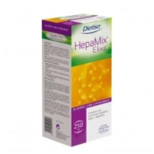 HEPAMIX (hepatico-biliar) jarabe 250ml