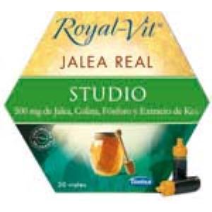 JALEA REAL ROYAL VIT STUDIO (memoria) 20amp