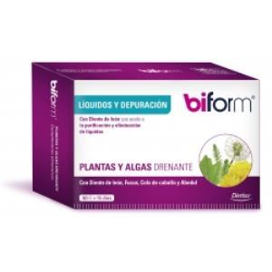 BIFORM P.M. PLANTAS ALGAS 60cap