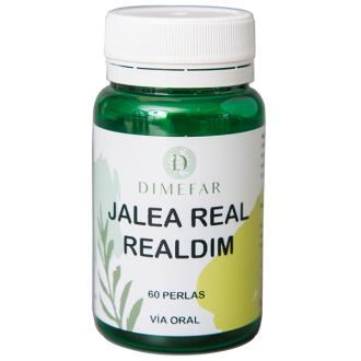 REALDIM (jalea real+germen de trigo) 60perlas