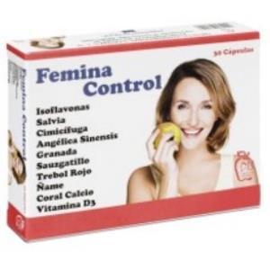 FEMINA CONTROL (estrogenol) 30cap.
