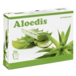 ALOEDIS (ALOE VERA) 500mg. 30cap.