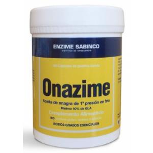ONAZIME ACEITE ONAGRA 500mg. 1 Pr.180perlas