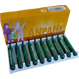 ANPAHI FORTE drenador hepatico 20amp.