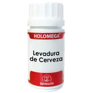HOLOMEGA LEVADURA DE CERVEZA 50cap.