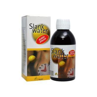 SLANK WATER doble efecto 250ml.
