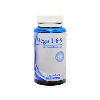 MEGA 3-6-9 50perlas