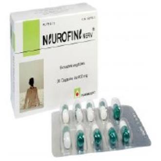 NEUROFINE (minerales-ext.veg.) 30 cap.