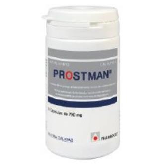 PROSTMAN (prostalgine) 50cap.