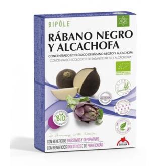 BIPOLE RABANO NEGRO Y ALCACHOFA 20 amp