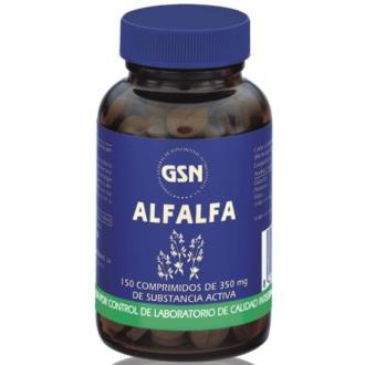 ALFALFA 150comp.  350mg.