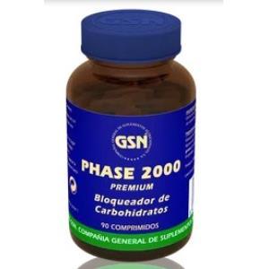 PHASE 2000 PREMIUM bloqueador carbohidrat 90comp.