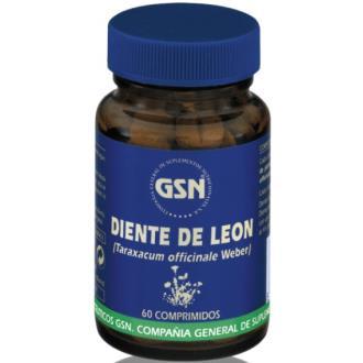 DIENTE DE LEON 350mg. 60comp.