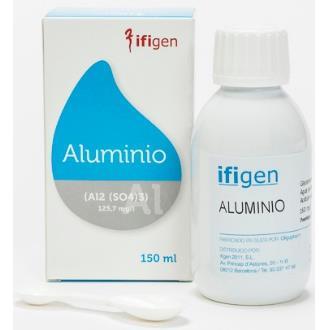 ALUMINIO (Al) oligoelementos 150ml.