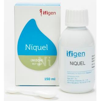 NIQUEL (Ni) oligoelementos 150ml.