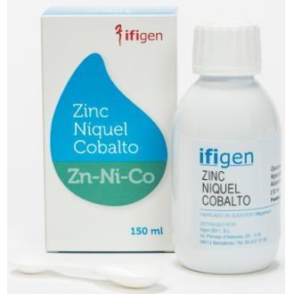 ZINC-NIQUEL-COBALTO (ZN-Ni-Co) oligoelemento 150ml