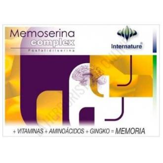 MEMOSERINA complex 60cap.