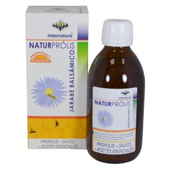 NATURPROLIS jarabe balsamico 250ml.
