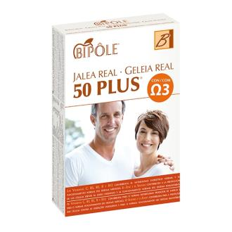 BIPOLE 50 plus (jalea 3a edad) 20amp.
