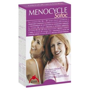 MENOCYCLE SOFOC 30perlas