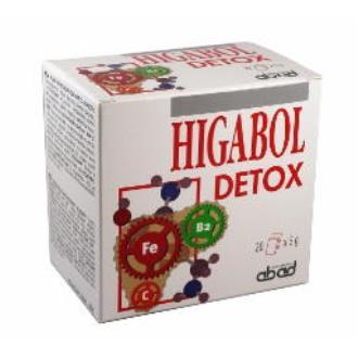 HIGABOL DETOX (dinamivit) 20sbrs