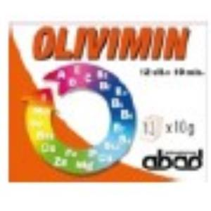 OLIVIMIN VIT+MINE (IROVITON) 12sbrs