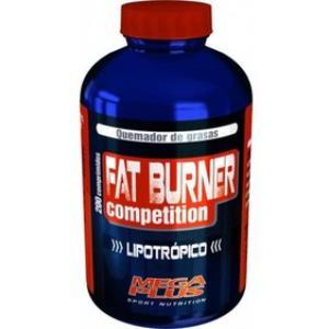 FAT BURNER LIPOTROPICO competition 90comp.