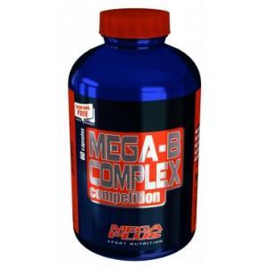 MEGA B COMPLEX competition 60cap.