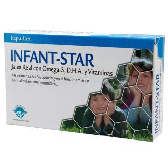 JALEA INFANT STAR omega 20viales