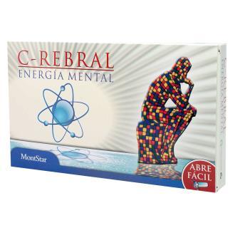 C-REBRAL tonico 10viales
