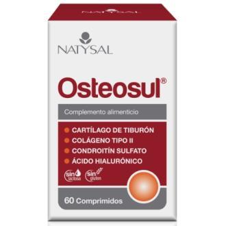 OSTEOSUL (ext.de cartilago) 60comp