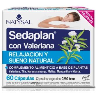 SEDAPLAN (valeriana-tranquilizante) 60cap