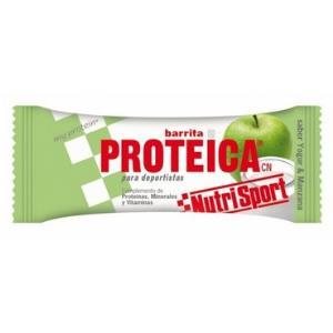 BARRITA PROTEICA yogurt+manzana caja 24unid.