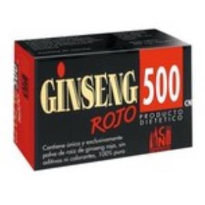 GINSENG ROJO 500mg. 50cap.