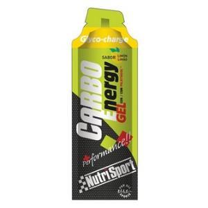 CARBO ENERGY GEL limon caja 18unid.
