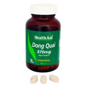 DONG QUAI raiz ext.estand. 60comp. HEALTH AID