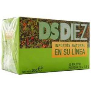 DS-DIEZ infusion 20sbrs.