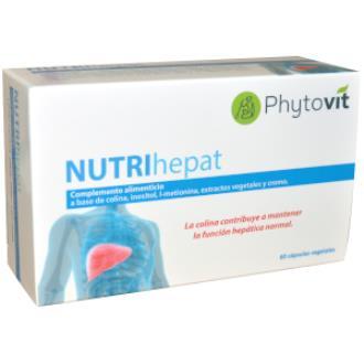 NUTRI HEPAT 60comp.