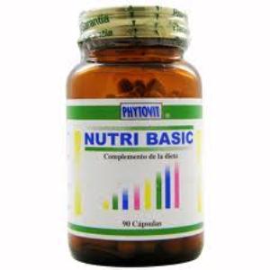 NUTRI BASIC (citratos) conc.en polvo 200gr.