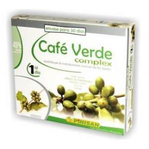 CAFE VERDE complex 30cap.