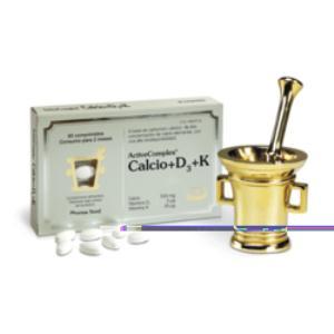 ACTIVECOMPLEX CALCIO+D3+K 60comp.