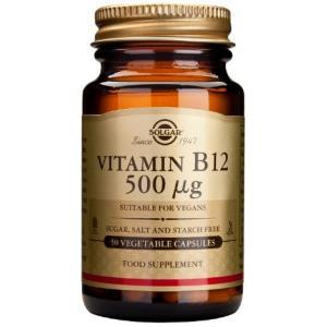 VITAMINA B12 (cianocobalamina) 500mcg 50cap
