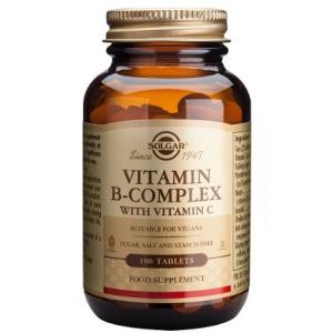 B COMPLEX+VIT.C 250comp