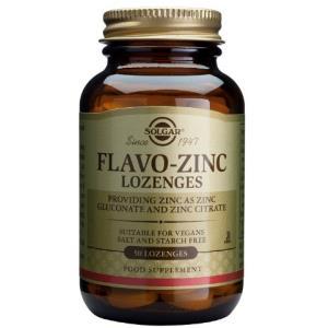 FLAVO-ZINC 50comp. Masticables