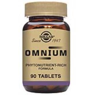 OMNIUM (comp. de multifitonutrientes) 90comp.