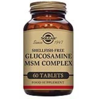 GLUCOSAMINA MSM COMPLEX 60comp.