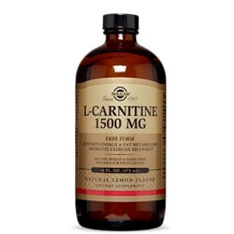 L-CARNITINA liquida 1500mg. 473ml.