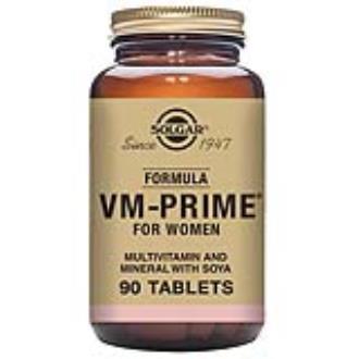 FORMULA VM PRIME WOMEN (mujer) 90comp.